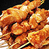 Brochettes poulet barbecue X5